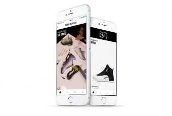 Nike lance SNKRS son application dédiée aux sneakers