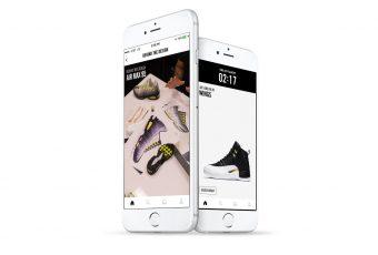 Nike lance SNKRS son application dédiée aux sneakers