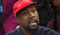 Kanye West prétend s'écarter de Trump et de la politique…