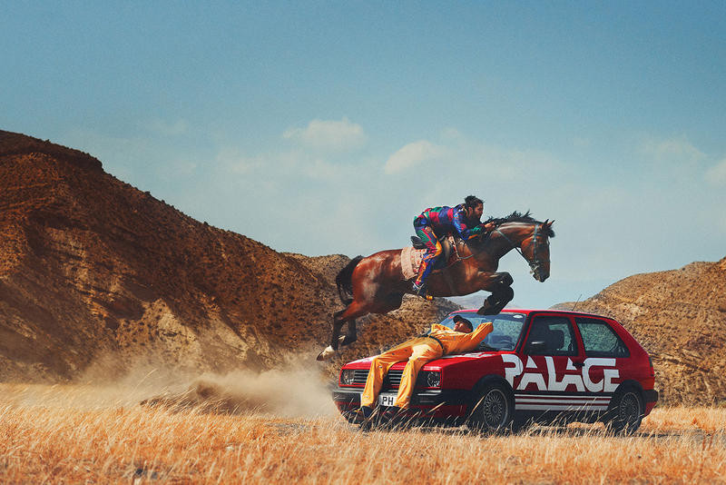 Palace Skateboard x Ralph Lauren, on va saigner du nez !